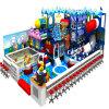 I giochi dei bambini hanno utilizzato la strumentazione molle dell'interno del campo da giuoco di vendita di serie dell'oceano