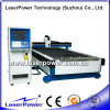basse machine de découpage de laser de fibre de commande numérique par ordinateur de la consommation 500W pour l'aluminium