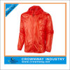 Poliester 100% Lightweight Waterproof Running Jacket para Men