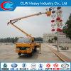 Sale caldo 16m Overhead Working Bridge Inspection Truck