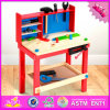 Игрушка W03D044 комплекта инструмента 2016 новых детей конструкции деревянная