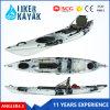 Canoa de pesca de alta calidad Ningún kayak inflable del barco para la venta Kayak del mar
