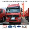 camion di autocisterna del combustibile derivato del petrolio della benzina della benzina dell'euro 3 di 24cbm Sinotruk HOWO con il motore di Steyr