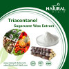 Estratto dell'estratto 90% Policosanol della cera della canna da zucchero, polvere di Triacontanol della polvere di Policosanol