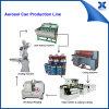 Die Blechdose, die Maschine automatisches Aerosol kann Produciton Zeile bildet