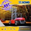 Precio diesel de las carretillas elevadoras de XCMG 5-10ton de la carretilla elevadora diesel Cpcd70 de Heli