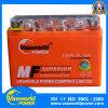 Batería de la motocicleta de la batería 12n6.5lah del gel de la motocicleta