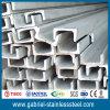 U het Kanaal van het Roestvrij staal van de Vorm 310S voor Bouwconstructie