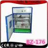 Cer-Bescheinigungs-vollautomatischer 176 Ei-Inkubator mit Sonnenenergie