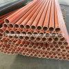 Tubo redondo de la fibra de vidrio de FRP/GRP