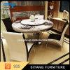 Jogo moderno da tabela de jantar do restaurante de Seater da mobília 8