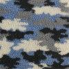 75%Polyester 25%Acrylic напечатанной ткани Multi цвета шерстяной