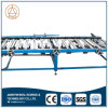 Máquina Cable de acero bandeja Gestión laminadora