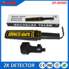 LED-Warnungs-Polizei-Geräten-Handmetalldetektor