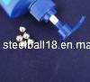 Boule d'acier inoxydable de la pompe 316 de lotion de résistance de la corrosion