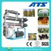 Máquinas de processamento da alimentação da pelota/linha de produção alimentação animal
