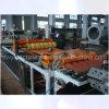 Feuille de PVC de plastique/machine onduleuses extrusion de panneau (T65/33-1800)
