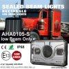 Aha0105-S 4  X 6  낮은 광속 사각 LED 헤드라이트