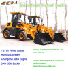 CE 1200kg Mini Wheel Loader (ZL12)