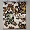 Tissu à la maison imprimé de sofa de polyester de textile