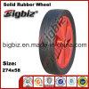 274X58 carrito de ruedas cubiertas de caucho macizo para la venta