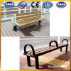 Moderner stilvoller WPC Garten-Stuhl ohne Arm
