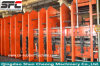 Machine de vulcanisation de bande de conveyeur, presse de vulcanisation en acier de bande de conveyeur de cordon