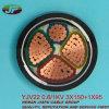 Kabel 400mm van de Leider van het koper de Kabel van pvc