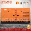Молчком тепловозный молчком генератор 1200 kVA для задней части фабрики