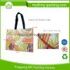 Подгонянная Eco-Friendly напечатанная прокатанная Nonwoven хозяйственная сумка