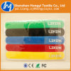 Cinta plástica de travamento automático colorida durável personalizada nylon de Velcro