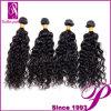 Reasonable Priceの巻き毛のVirginインドのRemy Hair Weaves