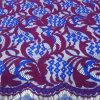 Tessuto africano del merletto del merletto del ciglio indiano fantastico ed ultimo del Saree
