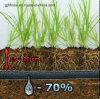 Tuyau pleurant de jardin pour l'irrigation par égouttement de arrosage 1/2 x 7, 5m,