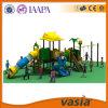Preschool цветастая напольная спортивная площадка детей
