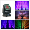 25X10W LED Moving Head Beam Light met Matrix Muur Effect