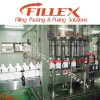 3 in-1 automatici Milk Rinsing Filling Capping Bottle Filling Machine