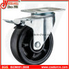 5 Inch Nylon Swivel Caster mit Double Brake
