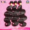 Extensão brasileira do cabelo do Virgin brasileiro brasileiro do cabelo humano da classe da alta qualidade 10A do Virgin do cabelo humano 100% da onda do corpo
