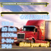 Nieuw Ontwerp! LEIDENE van de Rij van de Kwaliteit van Hight het Enige 100W Licht van de Staaf van Weg, de Lichte 4X4 Toebehoren van de LEIDENE Vrachtwagen van het Werk Lichte
