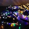 Buena calidad Alambre Negro Luz de Navidad colorida habitación