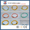 2016 de Beste Verkopende Optische Vlecht van het Flard Cord/Fiber van de Vezel Optische