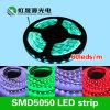 Tira elevada do diodo emissor de luz do lúmen 5050 com os 60LEDs/M para a iluminação da decoração