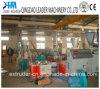 Do granulador quente do corte do PVC linha de granulagem máquina de granulagem do PVC