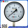 De Manometer van de Ammoniak van het Type van draad met De Schakelaar van het Koolstofstaal