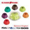 Aço de carbono Bakeware Nonstick da bandeja W/Lid de Bundform (SL BAKEWARE)