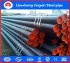 Tubo de acero inconsútil de la precisión retirada a frío para el material de construcción