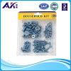 Matériel de ménage de qualité (assorti de vis 100PCS, de noix et de rondelles)