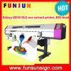 Impresora al aire libre de la etiqueta engomada del vinilo del formato grande de la galaxia Ud1612LC (calidad del 1.6m, de la cabeza 1440dpi, DX5, económica y buena)