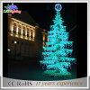 Indicatore luminoso esterno decorativo bianco della stringa del giardino dell'albero di Natale del LED